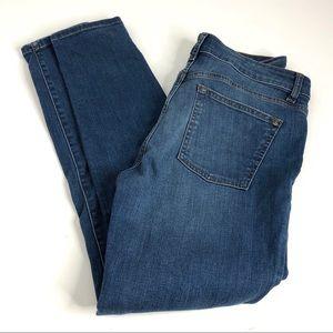 Warp + Weft JFK New York City Skinny Jeans 29
